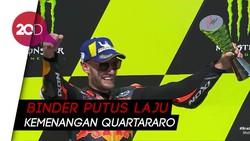 MotoGP Ceko 2020: Brad Binder Raih Kemenangan Perdana!