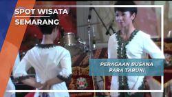 Peragaan Busana, Para Taruni Akpol, Semarang