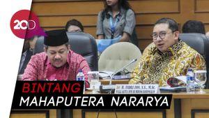Fadli Zon-Fahri Hamzah Akan Dapat Bintang Penghargaan dari Jokowi