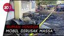 Penampakan Puluhan Rumah yang Rusak Diserang Massa Perguruan Silat di Situbondo