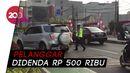 Ganjil Genap Berlaku Lagi! Polisi Tilang Pelanggar di Jalan RS Fatmawati