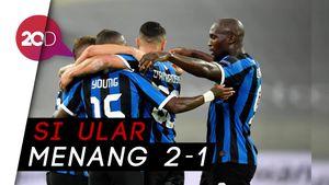 Inter ke Semifinal Liga Europa Usai Jegal Leverkusen