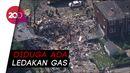 Ledakan di Permukiman AS, Rumah Rata dengan Tanah