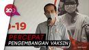 Jokowi Siap Kerja Sama dengan Negara Lain Kembangkan Vaksin Corona