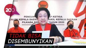 Megawati ke Calon Kepala Daerah PDIP: Jangan Korupsi, Pasti Ketahuan!