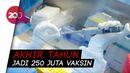 Jokowi: Bulan Ini, Vaksin Corona Diproduksi Sebanyak 100 Juta