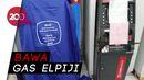 Pakai Alat Las, Begini Aksi Pembobolan Mesin ATM di Gunung Putri Bogor