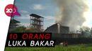 Ledakan Pabrik Bioetanol di Mojokerto Tewaskan Satu Orang