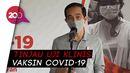 Jokowi: Vaksin Sinovac Diproduksi-Diberikan ke Warga Januari 2021