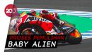 Crash yang Membuat Absen Marquez Berlanjut di MotoGP Austria