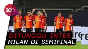 Perempatfinal Liga Europa: Shakhtar Donetsk Bekuk Basel 4-1
