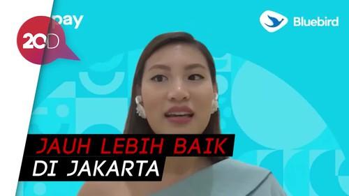 Patricia Gouw Dibikin Kaget dengan Protokol Covid-19 di Luar Negeri