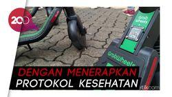 Skuter Listrik Beroperasi Lagi di Jakarta