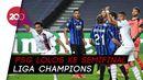 Dramatis! 2 Gol PSG di Penghujung Laga Kandaskan Atalanta