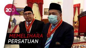 Dapat Bintang Jasa dari Jokowi, Fadli-Fahri: Penghargaan Demokrasi
