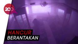 Ledakan Dahsyat di Lebanon Terekam CCTV Rumah Sakit