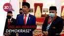 Fahri-Fadli Dapat Tanda Jasa, Jokowi: Beda Politik Bukan Berarti Musuhan