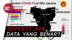 Jakarta Masuk Zona Hitam Covid-19 Itu Hoax!