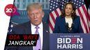 Kamala Harris Disebut Tak Sah Jadi Cawapres, Ini Respons Trump