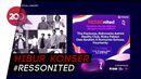 Rizky Febian-Fourtwnty Rayakan 17 Agustusan di Konser Virtual