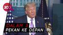 Trump Umumkan Israel dan UEA Akan Bertemu di Washington