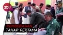 86 dari 400 Tahanan Taliban Telah Dibebaskan