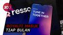 Resso Bicara Transparansi Royalti Musisi dari Aplikasi Digital