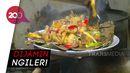 Bikin Laper: Gurame Asam Manis dan Ayam Cabe Ijo