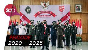 Jokowi Lantik Anggota Kompolnas, Di Antaranya Ada 3 Menteri