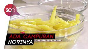 Masak Masak: Tips Bikin Kentang Goreng ala Restoran Fast Food