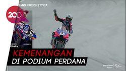 Miguel Oliveira Menangi MotoGP Styria 2020