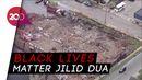 Jejak Kehancuran Usai Protes Penembakan Jacob Blake