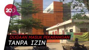 Kantor Hanura Cipayung Disegel Sebagai Buntut Laporan Pihak Wiranto