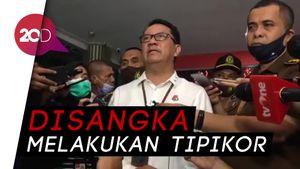 Andi Irfan Teman Dekat Jaksa Pinangki Ditahan di Rutan KPK