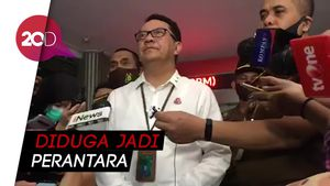 Teman Dekat jaksa Pinangki, Andi Irfan Jadi Tersangka