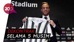 Demi Gelar Liga Champions, Arthur Melo Terima Pinangan Juventus