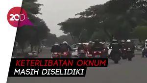 Viral Konvoi Moge di Tangsel Terobos Lampu Merah dan Dikawal