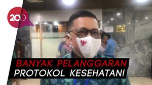 DPR Akan Panggil KPU Cs Terkait Kerumunan di Pendaftaran Pilkada!