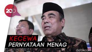 Politisi PAN ke Fachrul Razi: Cocok Jadi Menhan Ketimbang Menag