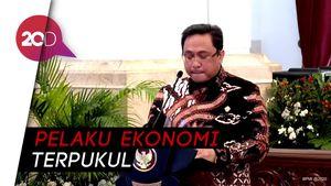 BPK: Dampak Ekonomi Akibat Covid Lebih Dahsyat dari Masalah Kesehatan