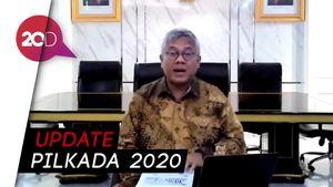 734 Bakal Calon Kepala Daerah Telah Terdaftar Di KPU
