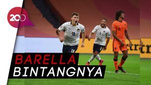 Italia Vs Belanda: Gli Azzurri Menang 1-0