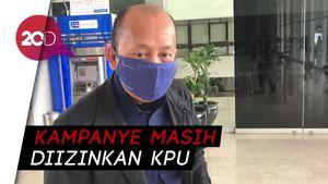 DPR Wanti-wanti Kampanye Pilkada 2020 Berpotensi Sebarkan Covid-19