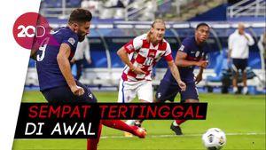 Prancis Hajar Kroasia 4-2