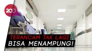 Jika DKI Tak PSBB, Tempat Tidur Isolasi Bakal Penuh 17 September!