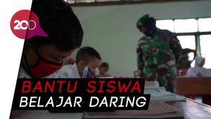 Kodim dan Koramil di Bogor Sediakan Wifi Gratis untuk Siswa