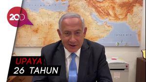 Perjanjian Damai Israel-Bahrain, Israel: Terima Kasih Presiden Trump