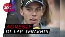 Joan Mir, Si Perusak Pesta Trio Italia di MotoGP San Marino
