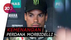 Morbidelli Juara MotoGP San Marino, DIbuntuti Bagnaia-Joan MIr