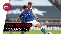 James Rodriguez Debut, Everton Kandaskan Tottenham